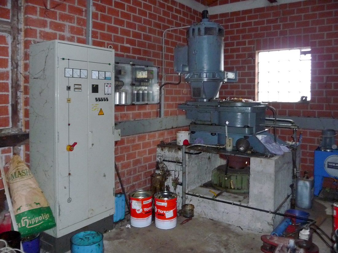 Turbine zur Stromerzeugung