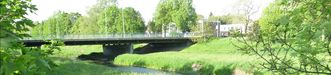 Die Godehardbrücke
